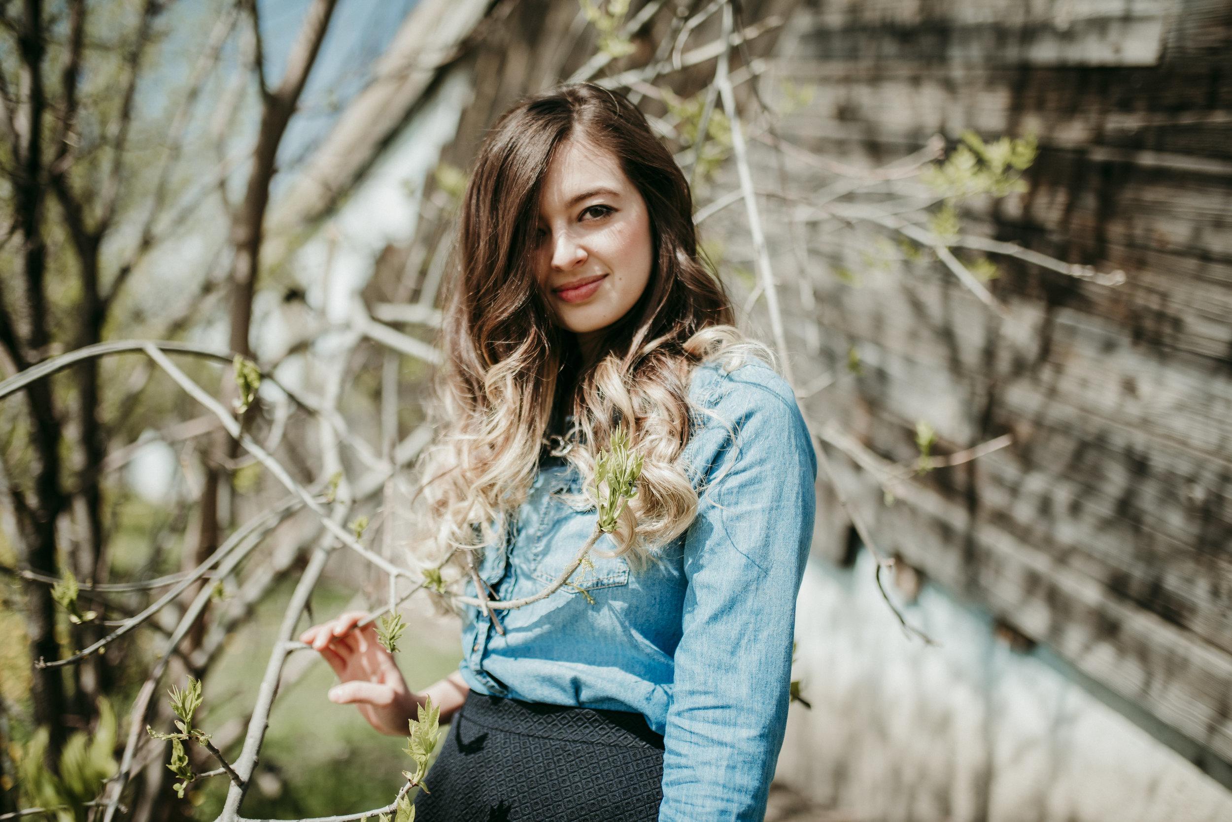 Shannon Kathleen Photography Senior Portrait