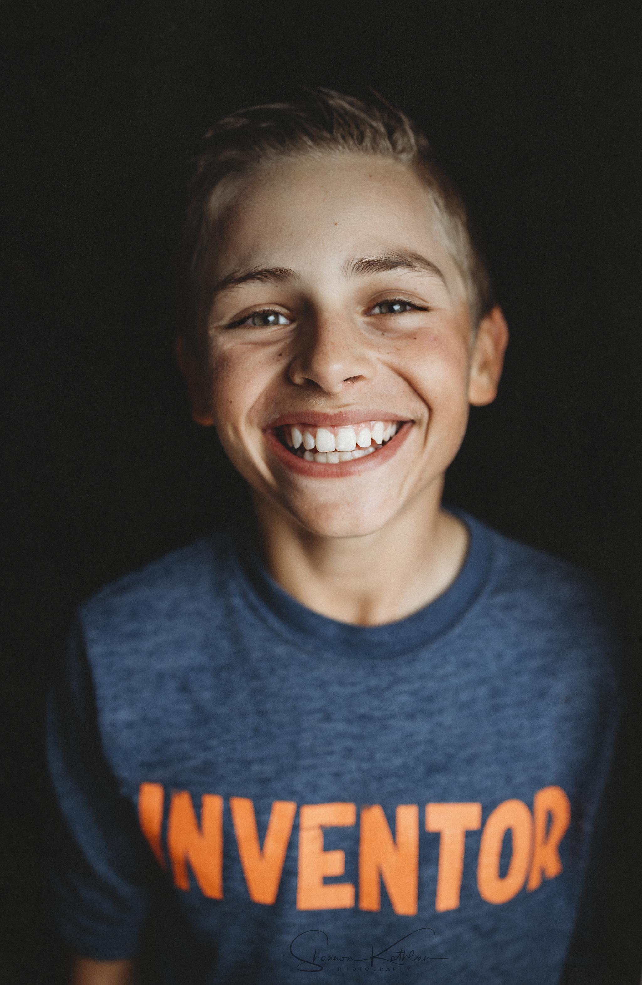 Shannon Kathleen Photography | Homeschool Portrait