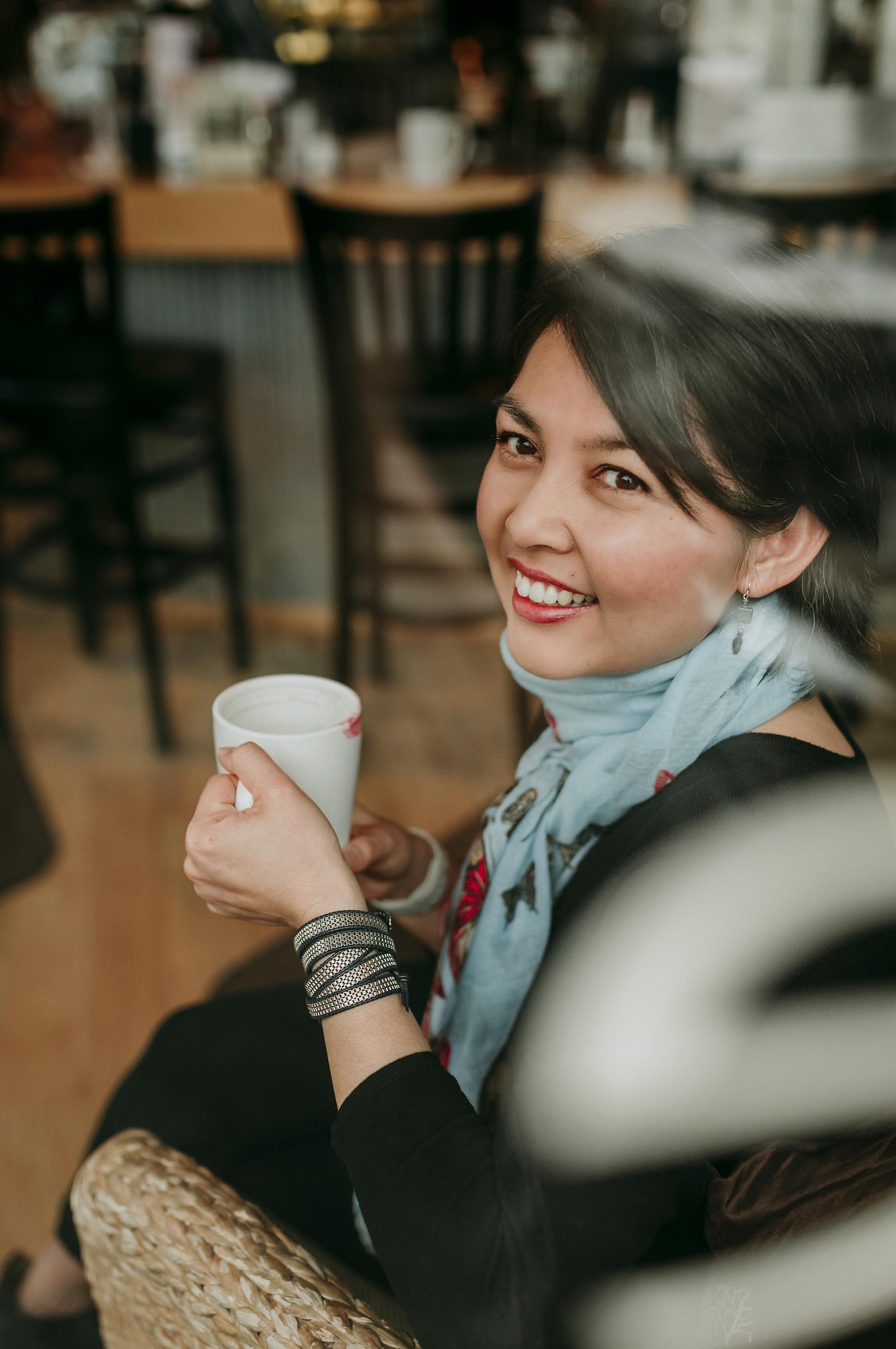 Creative Lifestyle Headshot | Shannon Kathleen Photography