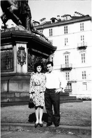Lidia & Rodolfo in their native Italy