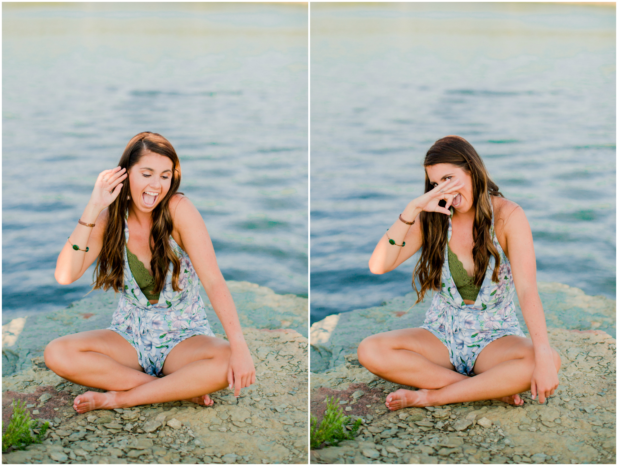 How cute is Carly in her personality shots!! LOVE