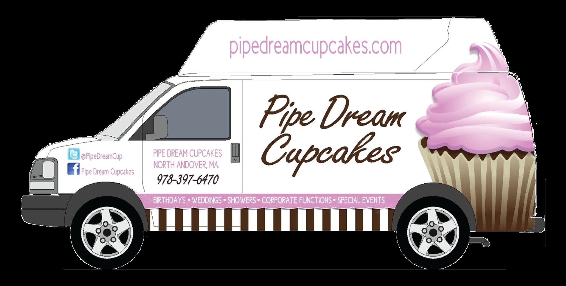 cupcake truck massachusetts