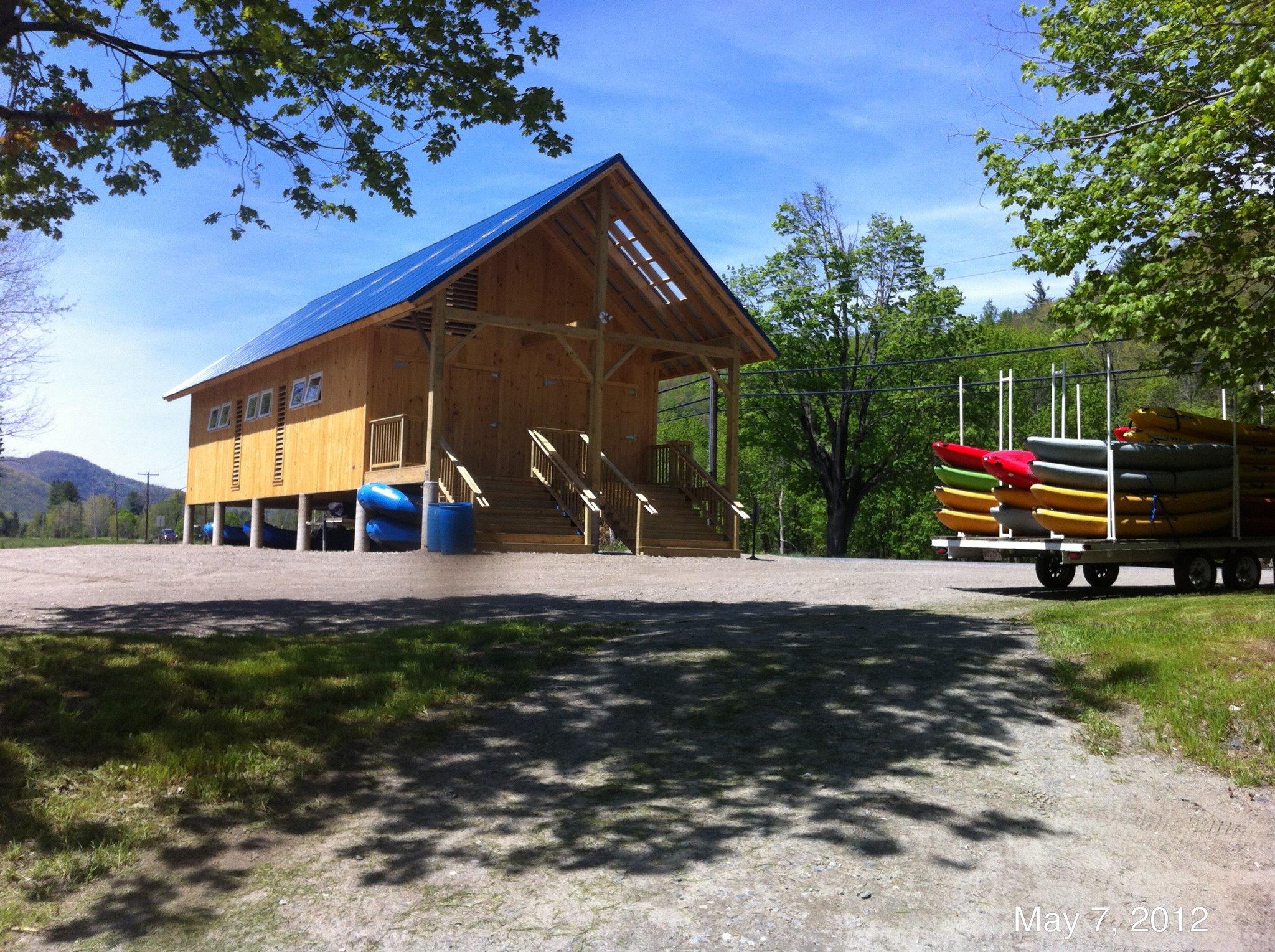 Zoar Outdoor Storage Facility