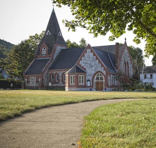 TRINITY CHURCH ACCESS FOR ALL   Shelburne Falls, MA | 2010