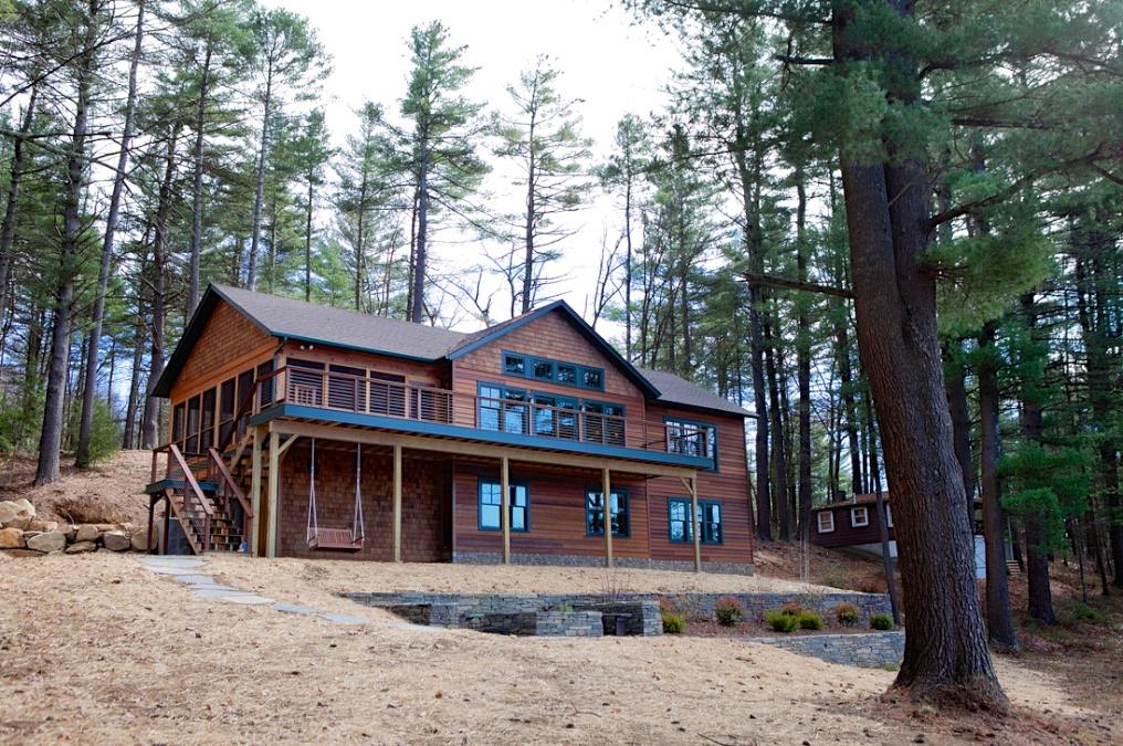 Brooks Pond Vacation House