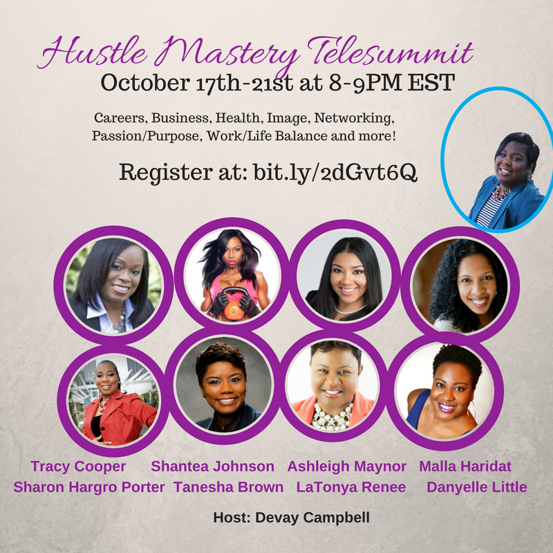 Hustle Mastery Telesummit