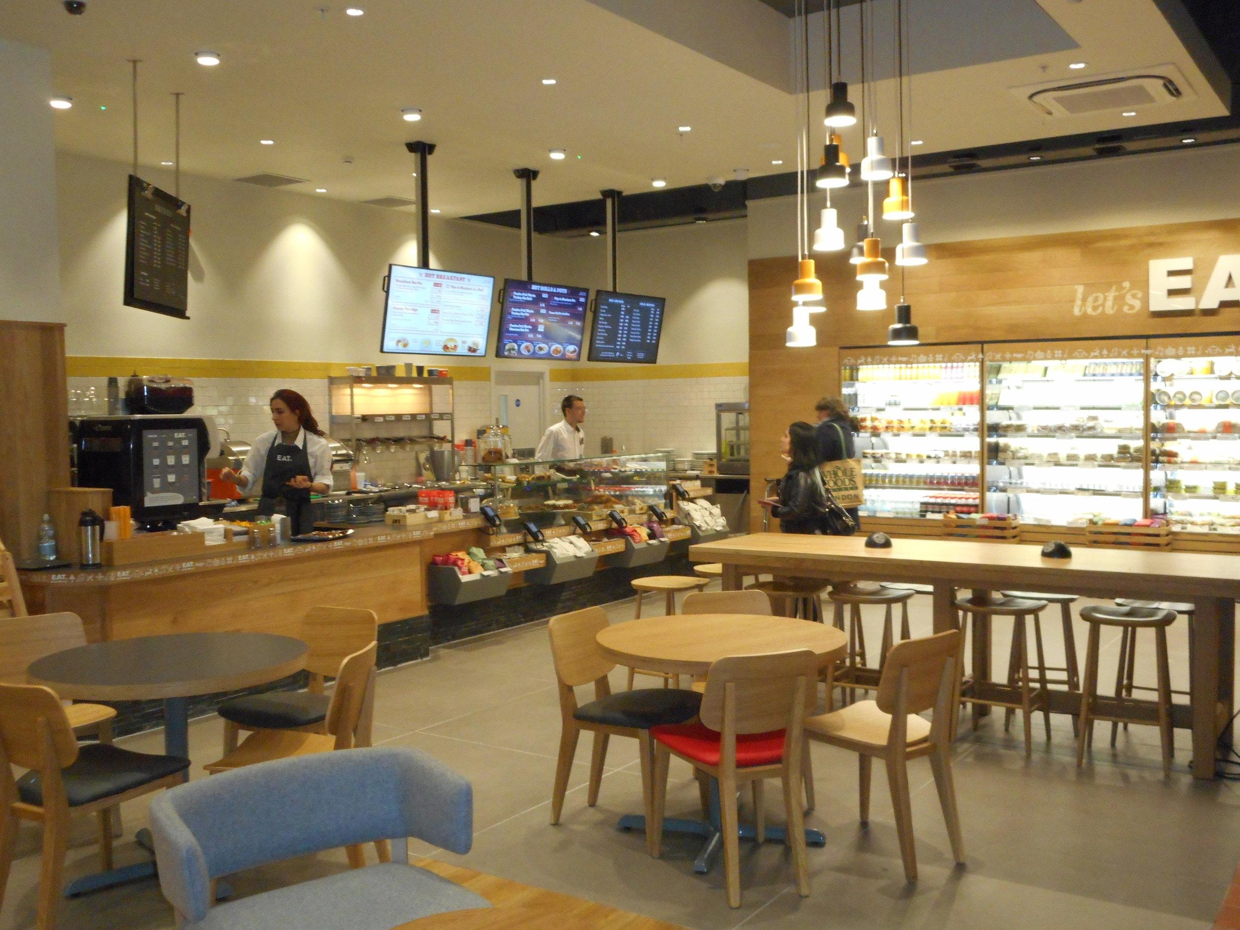 St Davids shopping centre - Cardiff