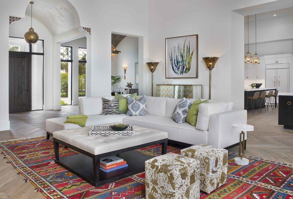 Moroccan-Inspired Oasis at Tiburon — Bay Design Store