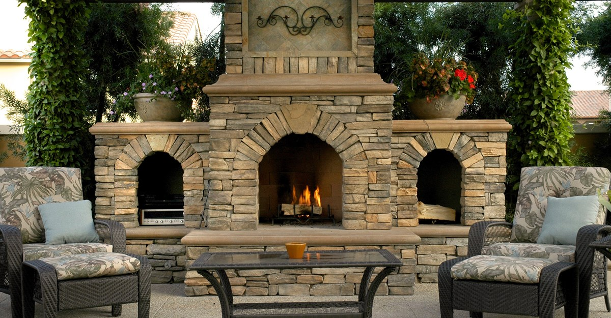 Outdoor Fireplace Contractor
