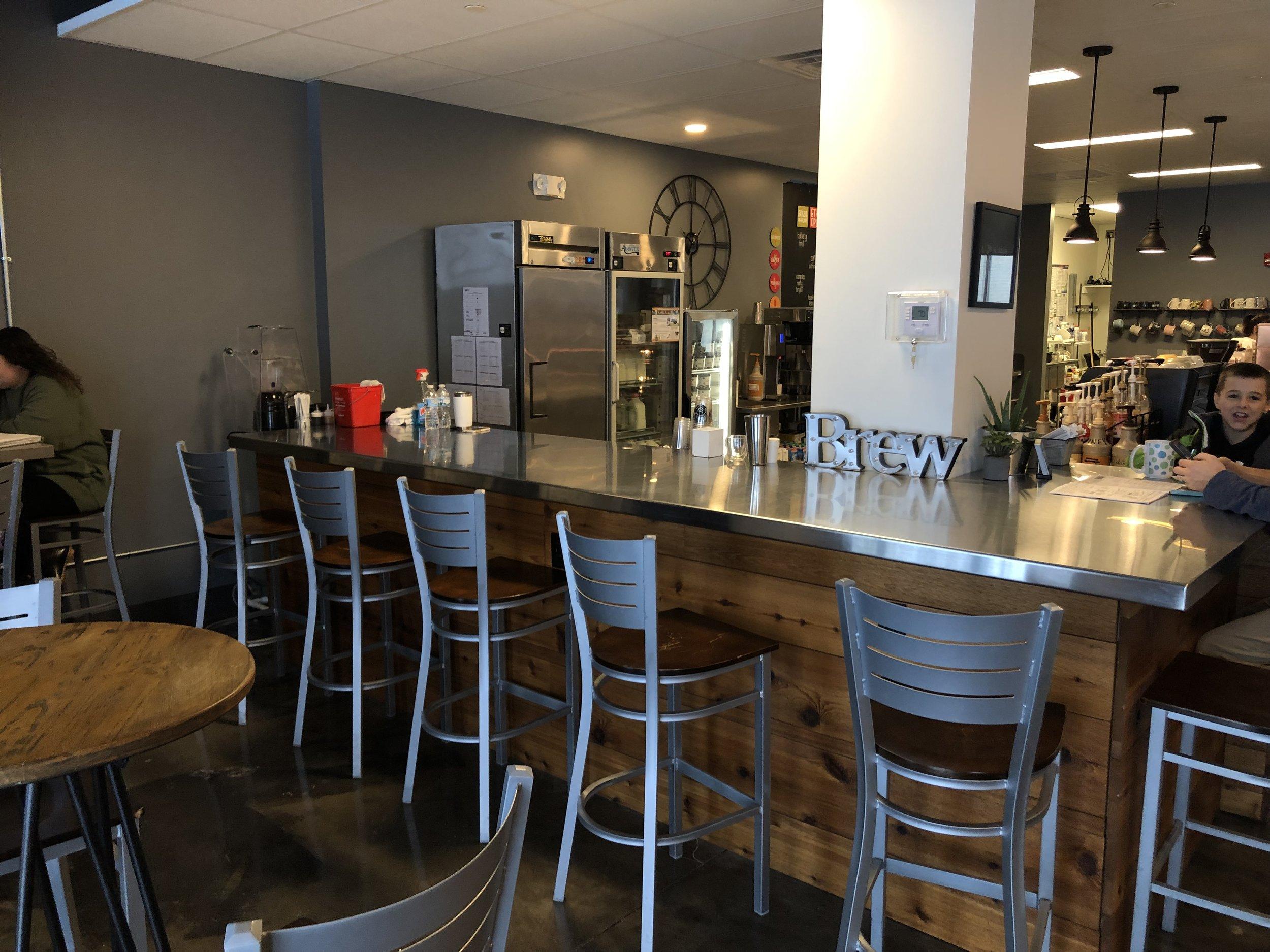 Custom Bar Area
