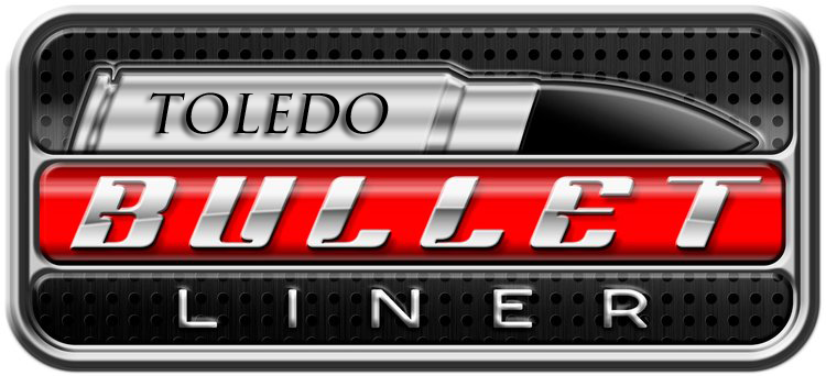 Click on the Bullet Liner Logo to be taken directly to the Bullet Liner Toledo Site!