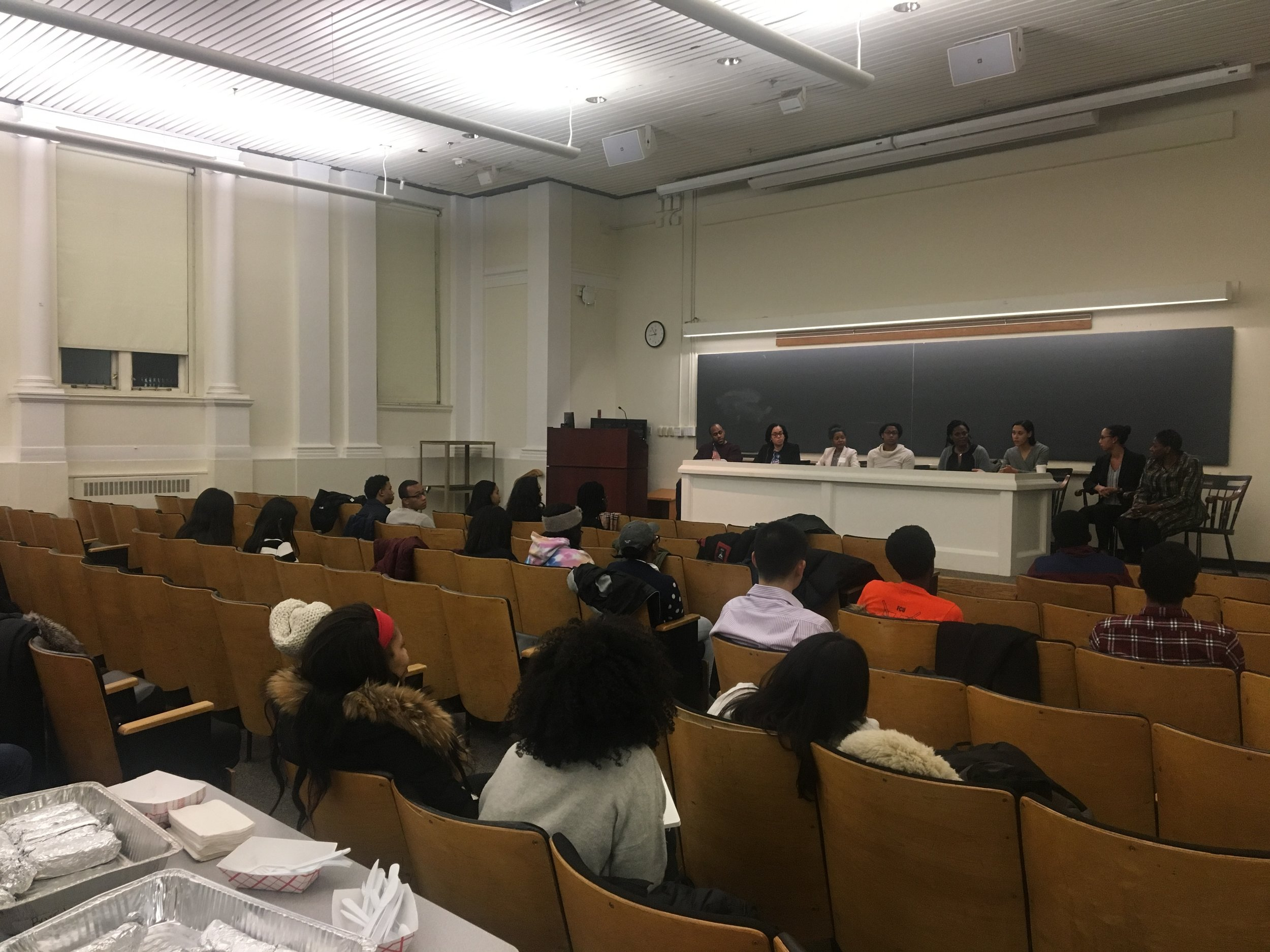BPLA Corporate Law & Diversity Panel, 2019