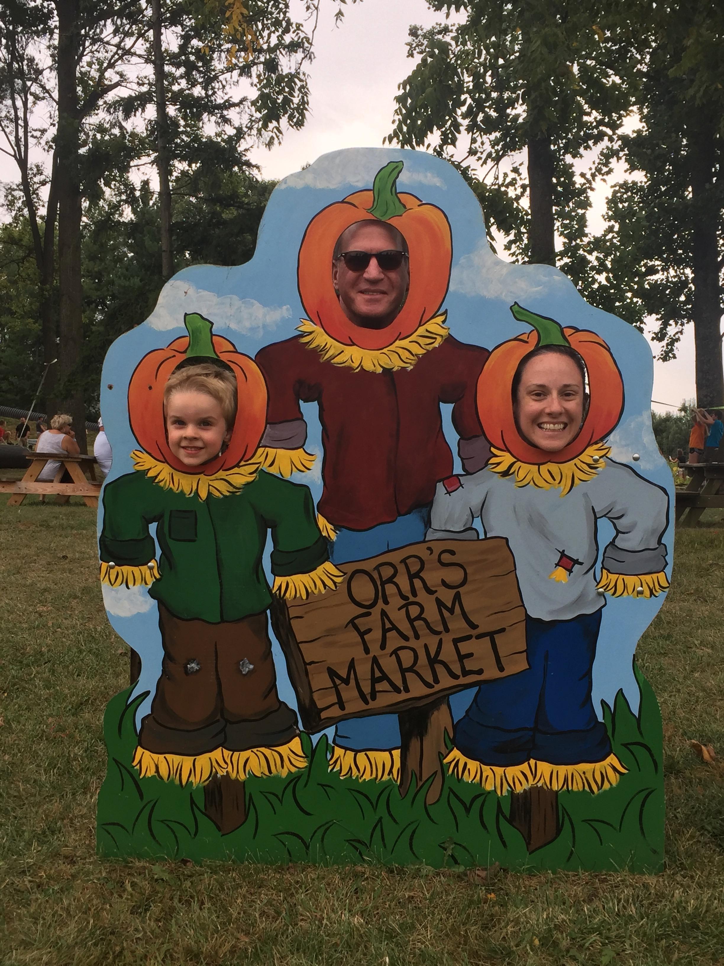 Orr's Fall Farm Fun Days - September 2016