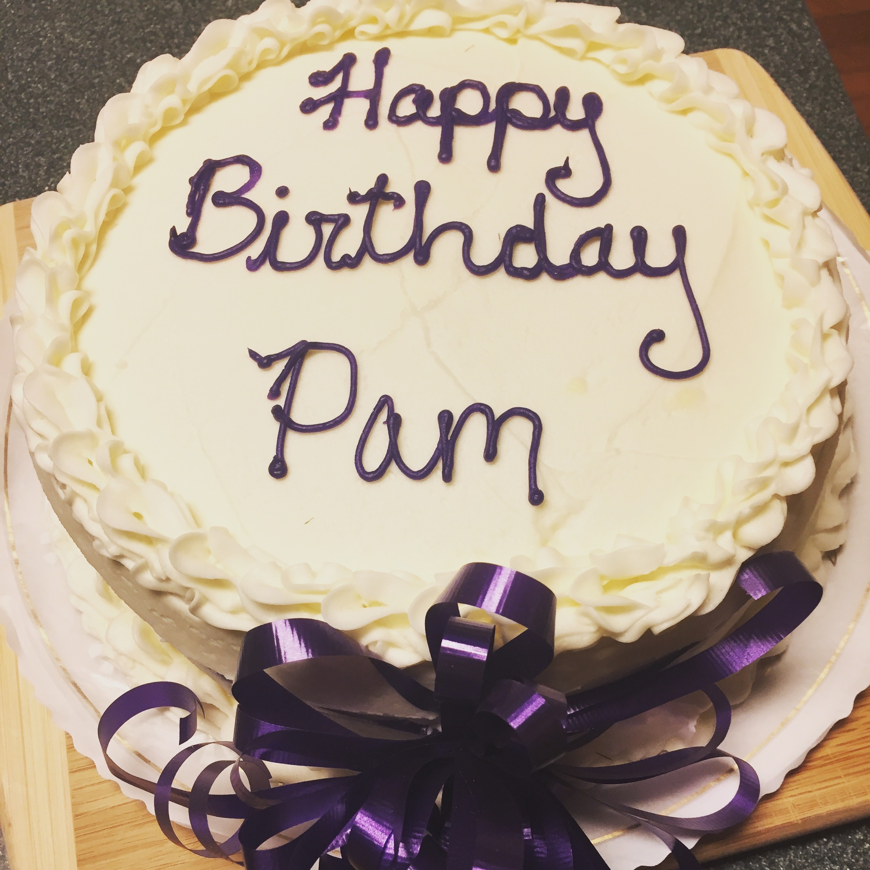 I still dream about this cake - September 2016