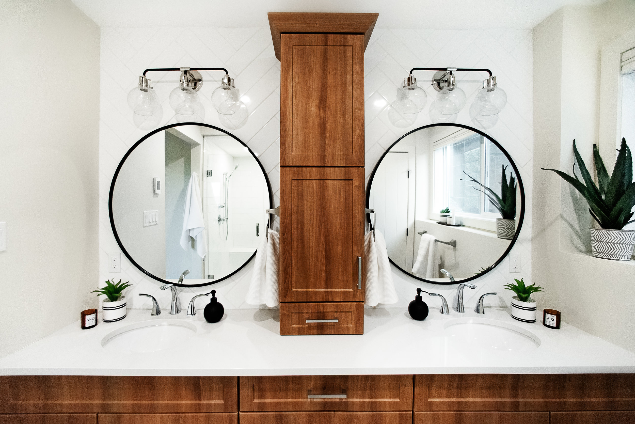 Residential Bathroom - Lethbridge, AB