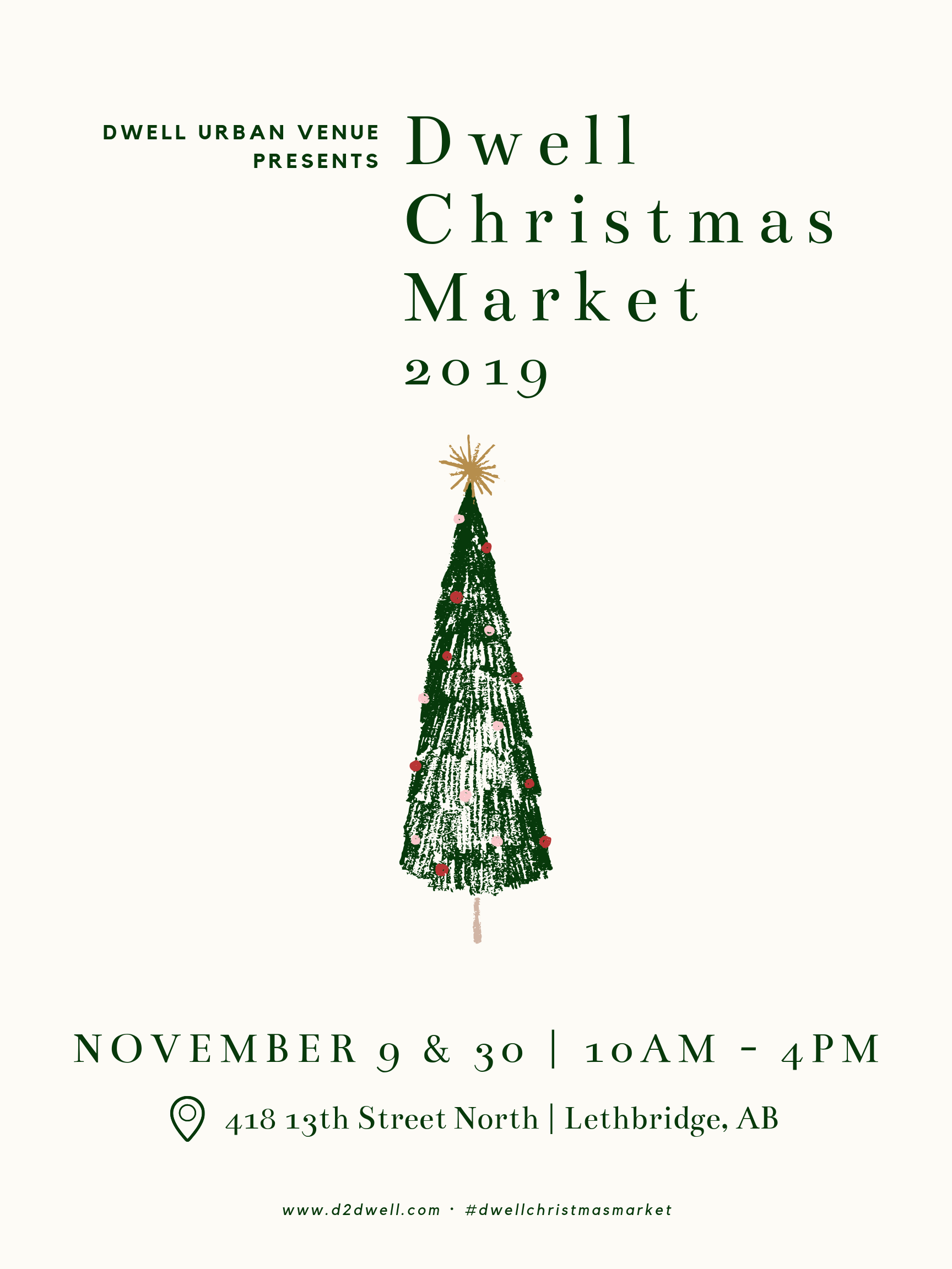 Dwell Christmas Market 2019