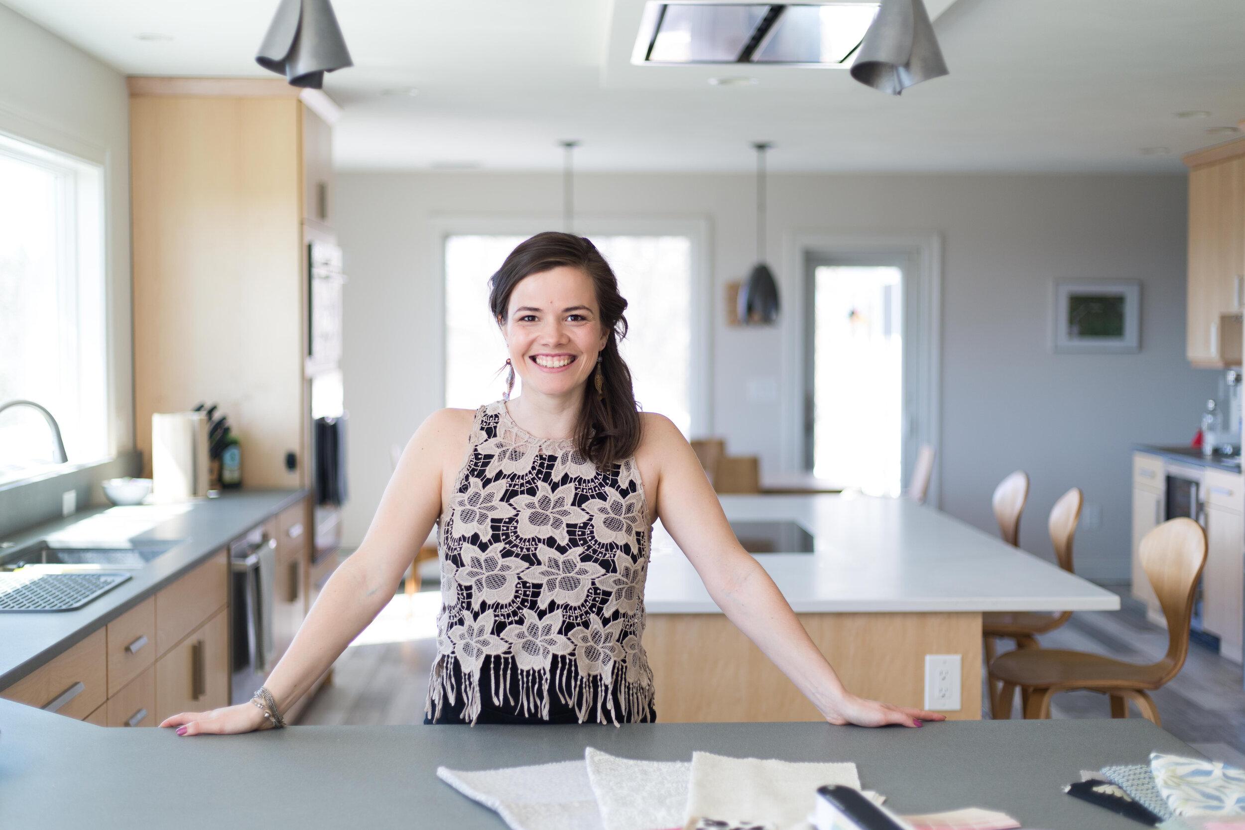 Sarah Sim, Intentional Interiors