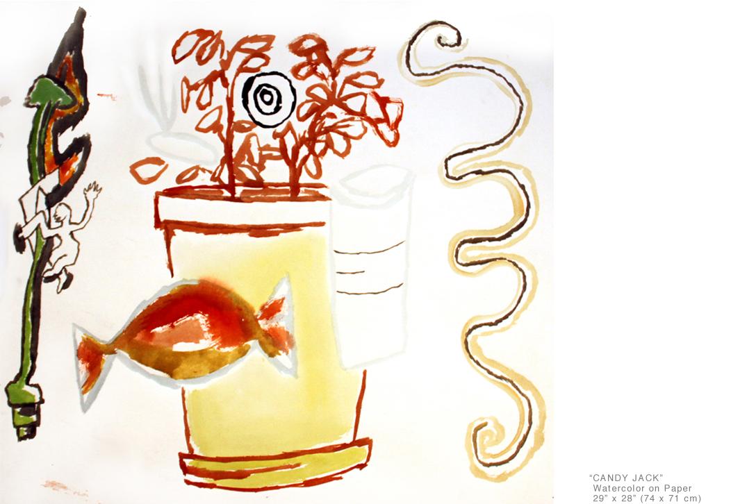 CandyJack_WatercolorOnPaper_29x28inches_JoeGinsberg_ExpressionistArtistNewYork_001.jpg