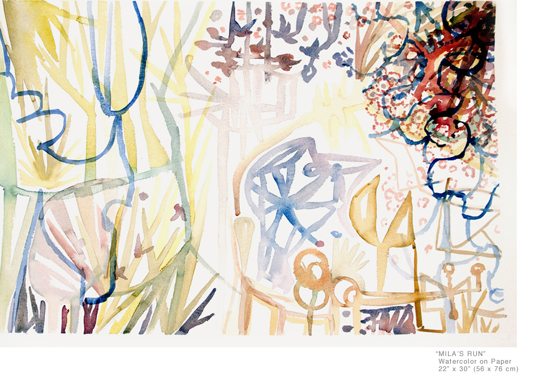 Venus_WatercolorOnPaper_22x30inches_JoeGinsberg_ContemporaryArtists_001.jpg