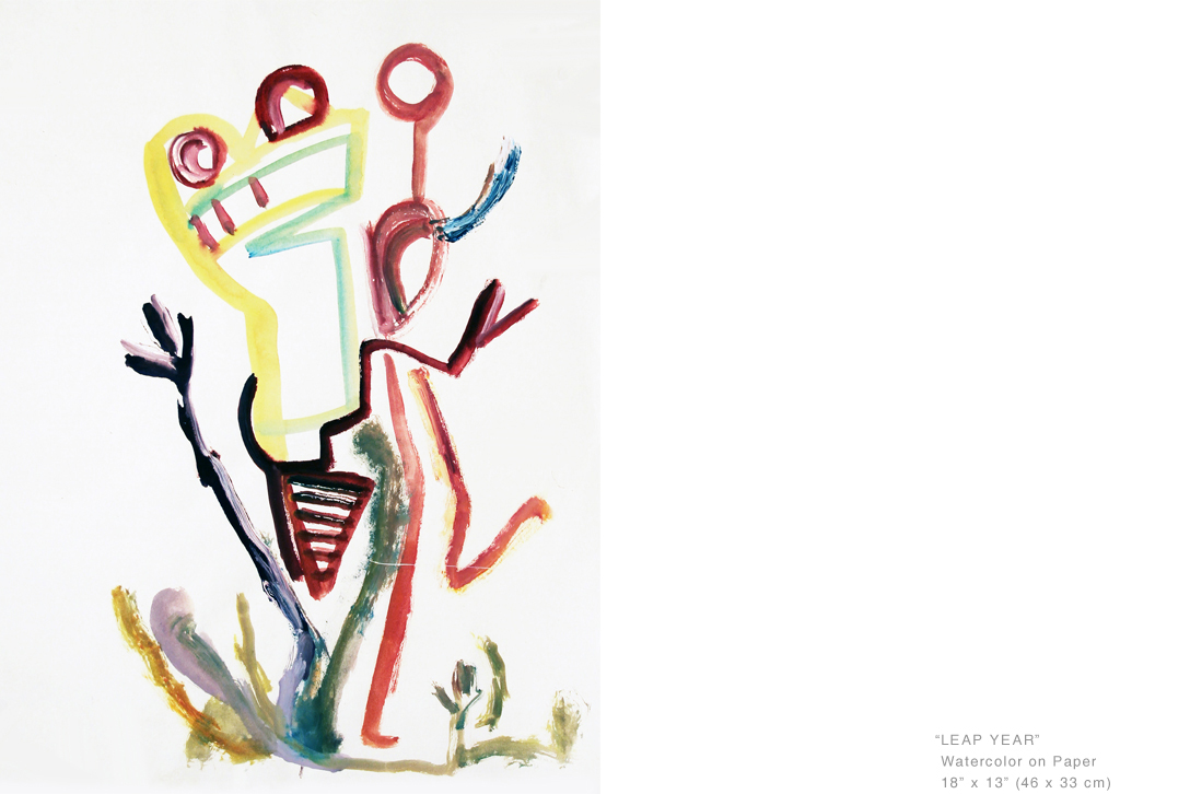 LeapYearWatercolorOnPaper18x13inches-AcclaimedArtists-JoeGinsberg.jpg