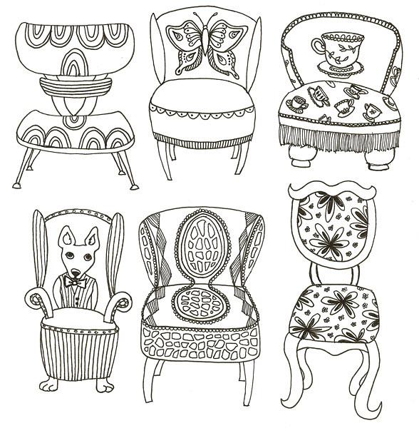 A Chair for Me