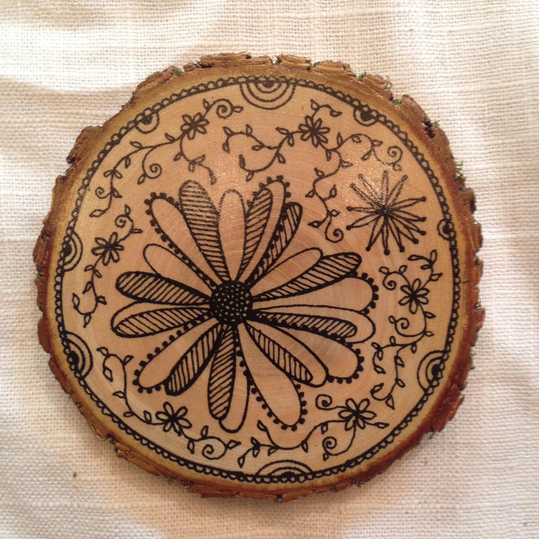 Floral Bouquet Coaster