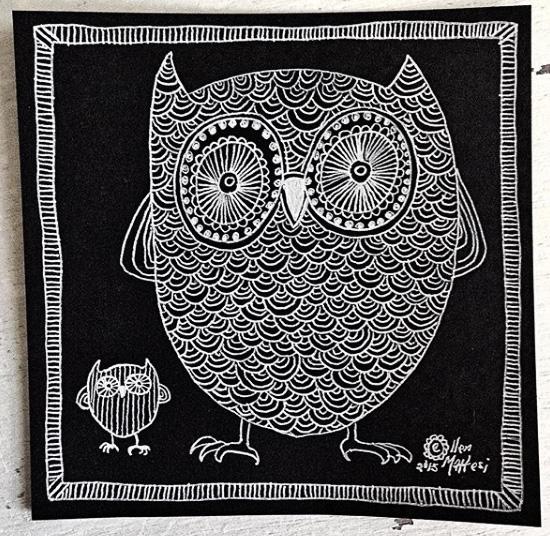 Owl My God