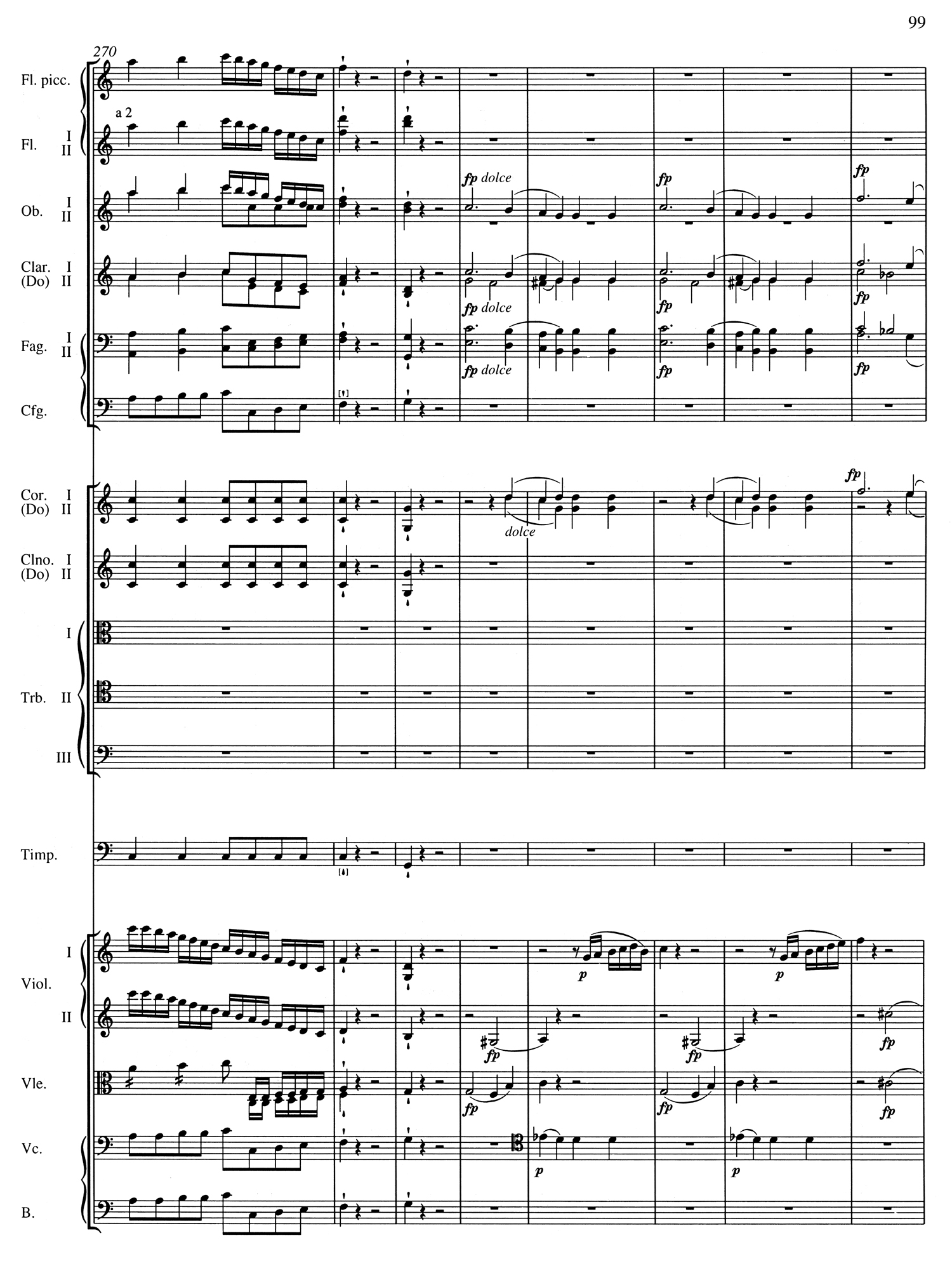 IV  Allegro - mm  374 to 436 — The Orchestral Bassoon