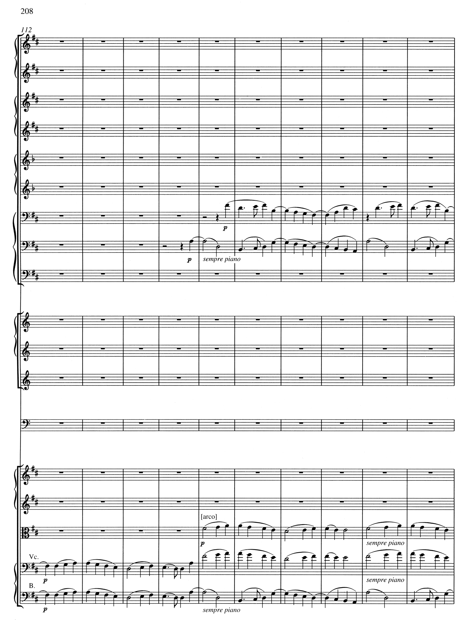 IV  - mm  116 to Rehearsal A — The Orchestral Bassoon