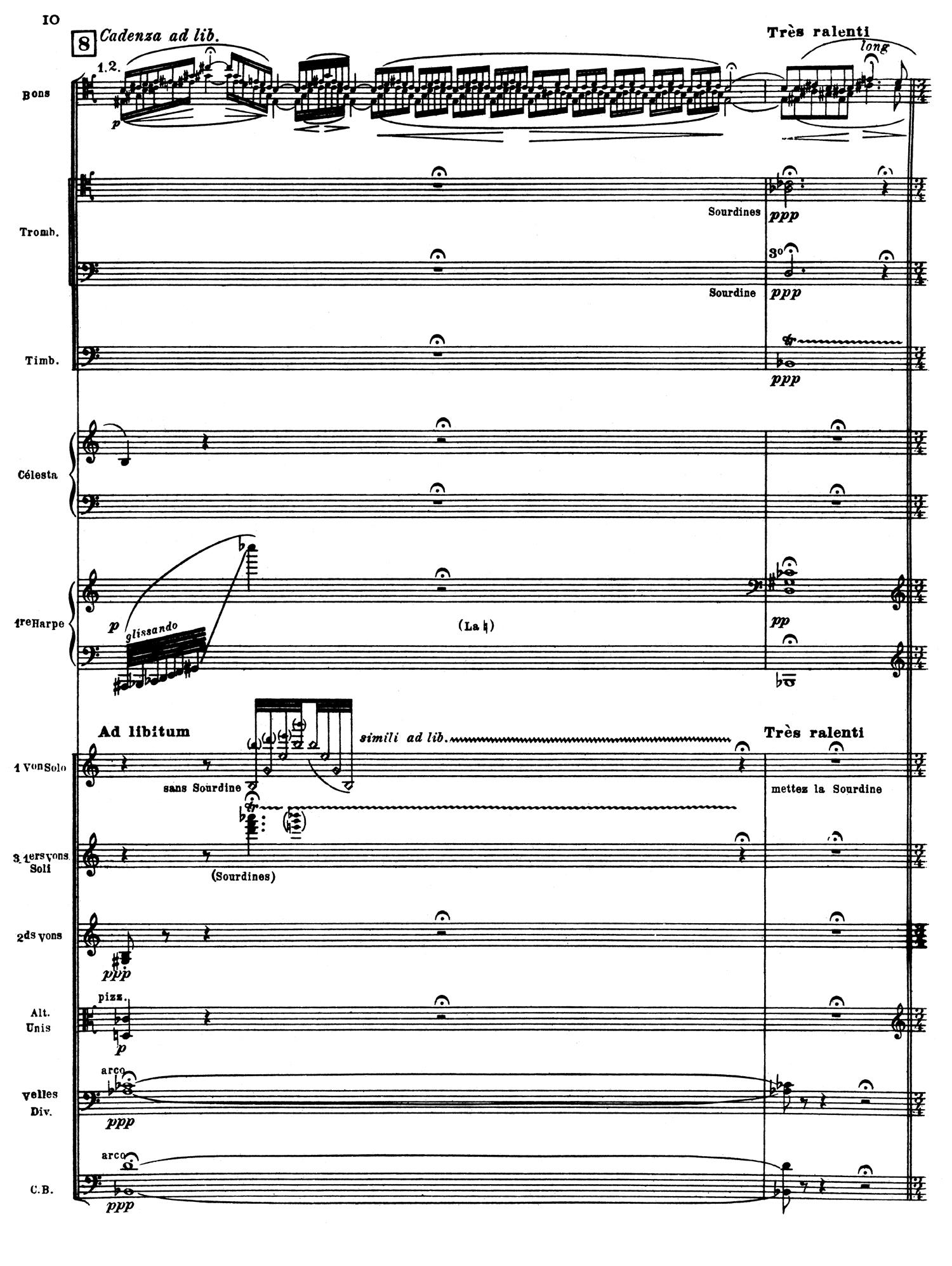 Rapsodie espagnole Score 1.jpg