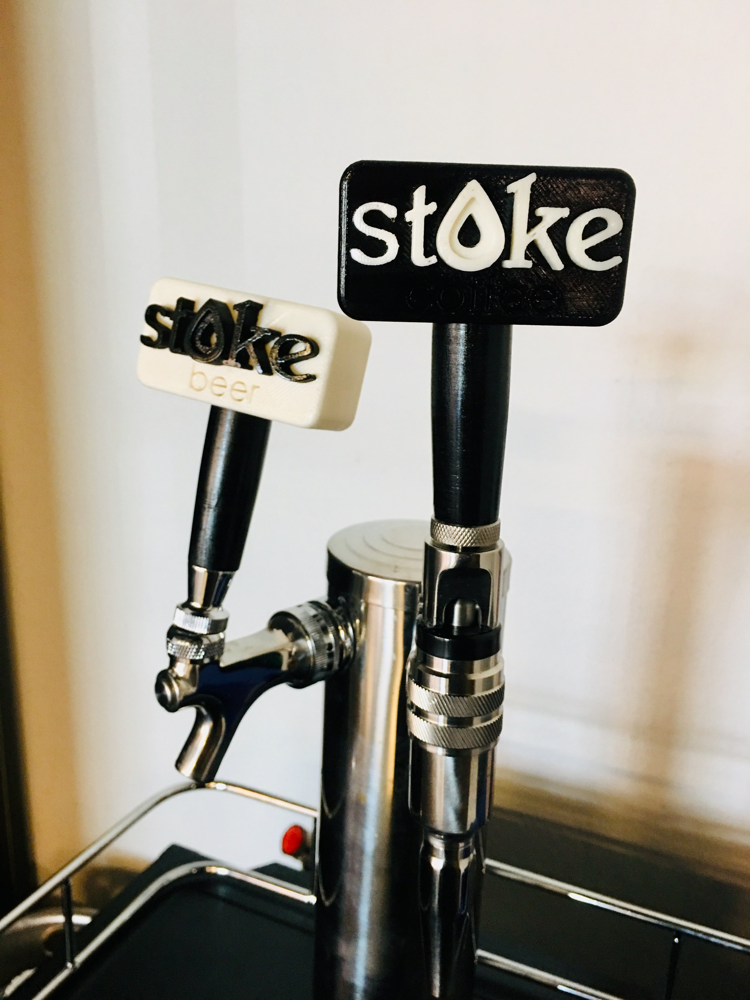 Stoke beer and cold brew tap handles.jpg