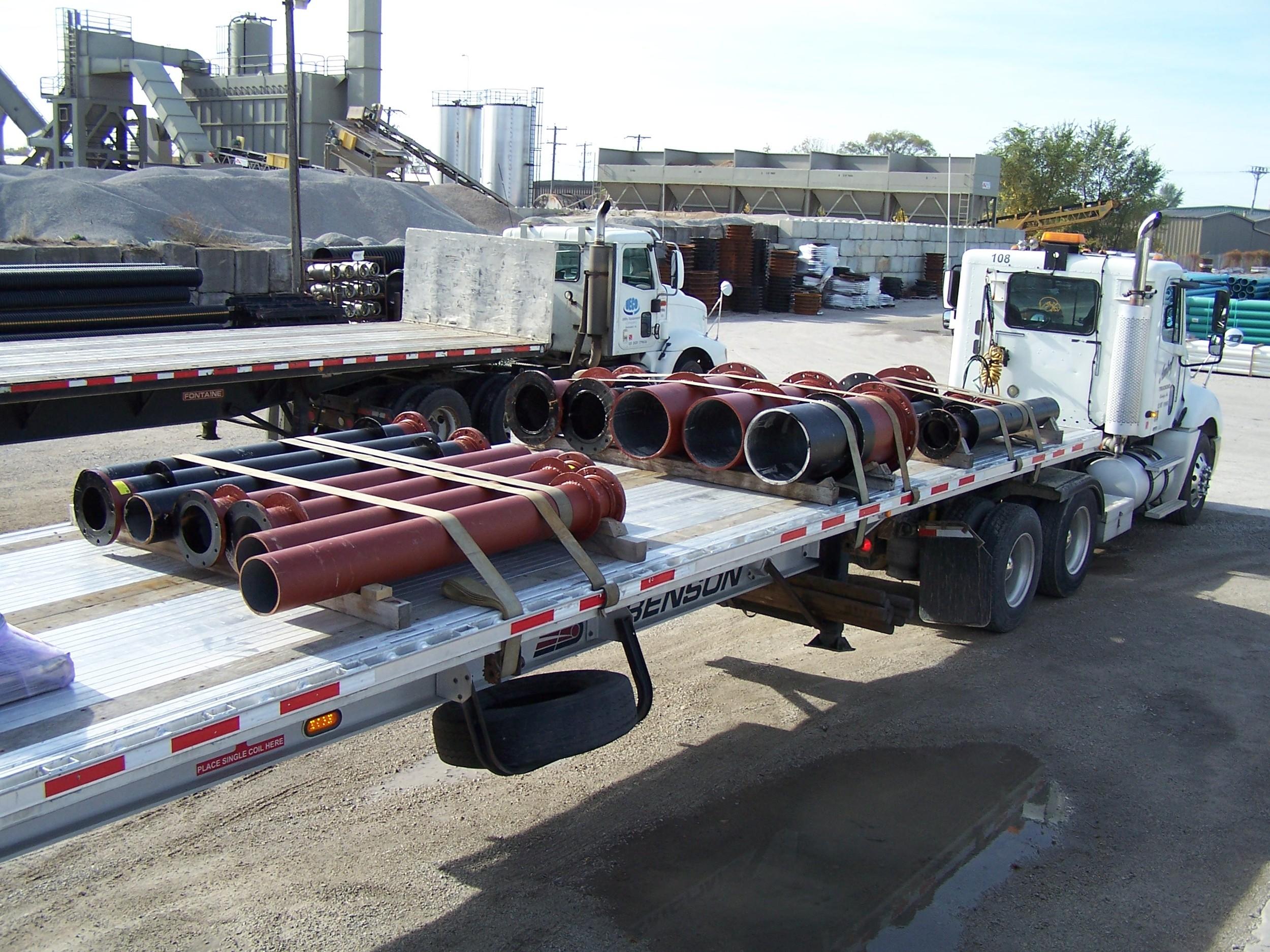 pipe fabrication & machining
