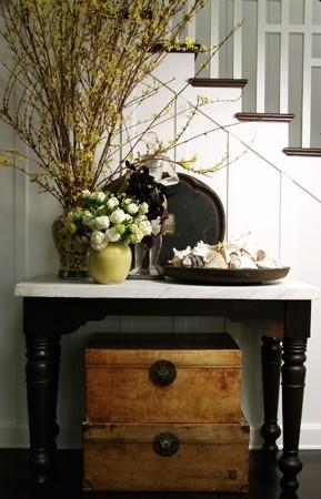 Credit:  M. Elle Design  via  The Handmade Home