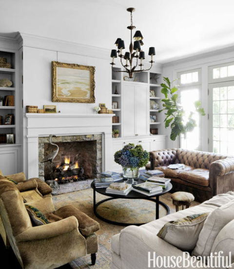 Credit: Design by  Jeannette Whitson ; image via  HouseBeautiful