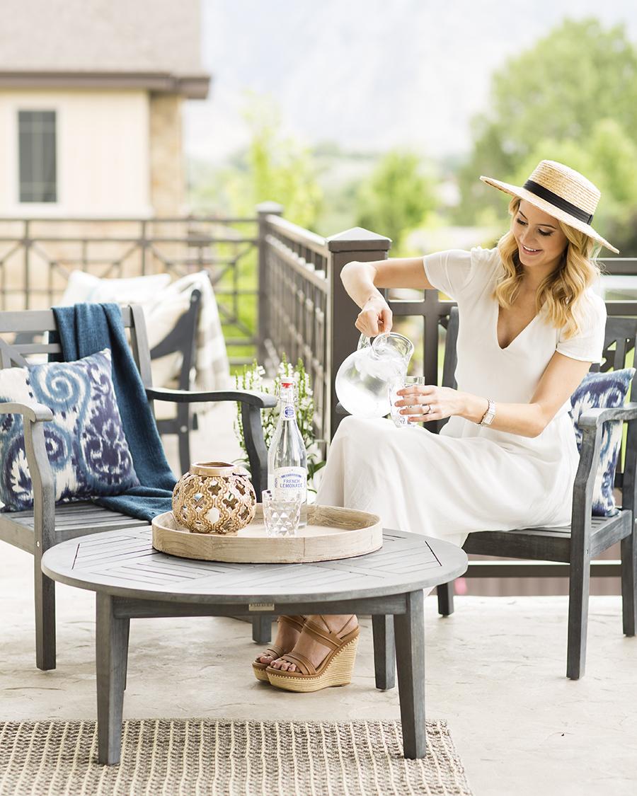 Emily Jackson outdoor space