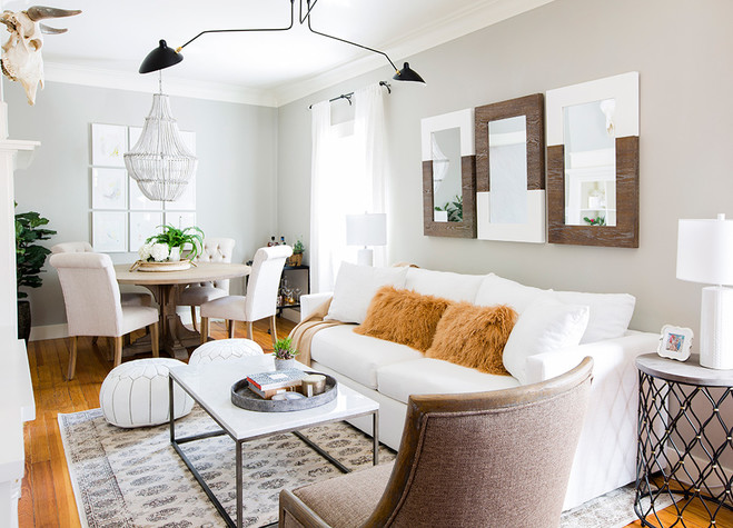 Lauren Bushnell home makeover