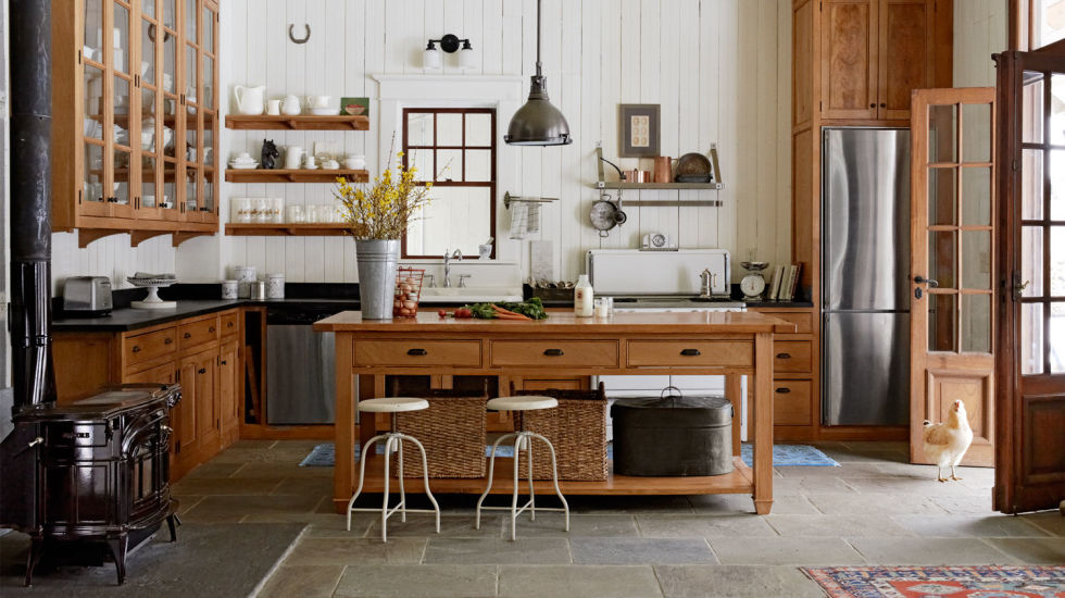 What To Do With Brown Kitchen Cabinets Self Styled