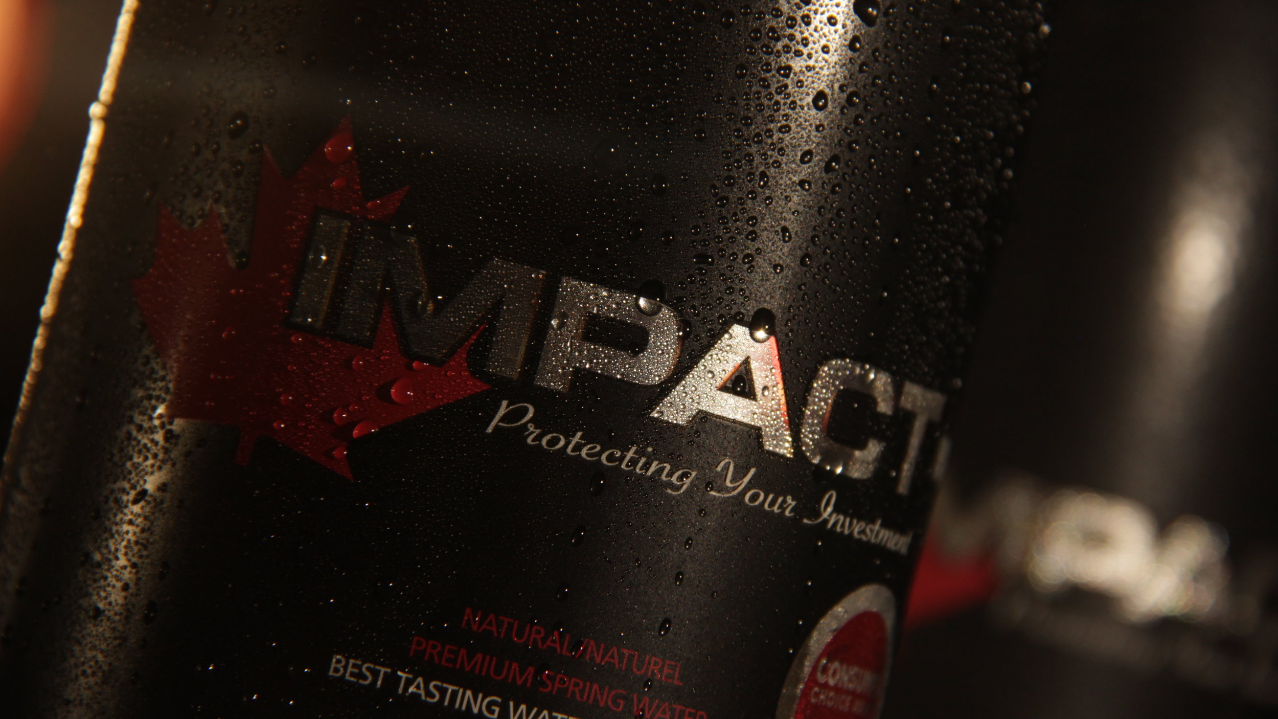 PRIVATE LABEL BOTTLED WATER   Innovative Design. Exceptional Canadian spring water. Exclusively bottled for you.   Learn more