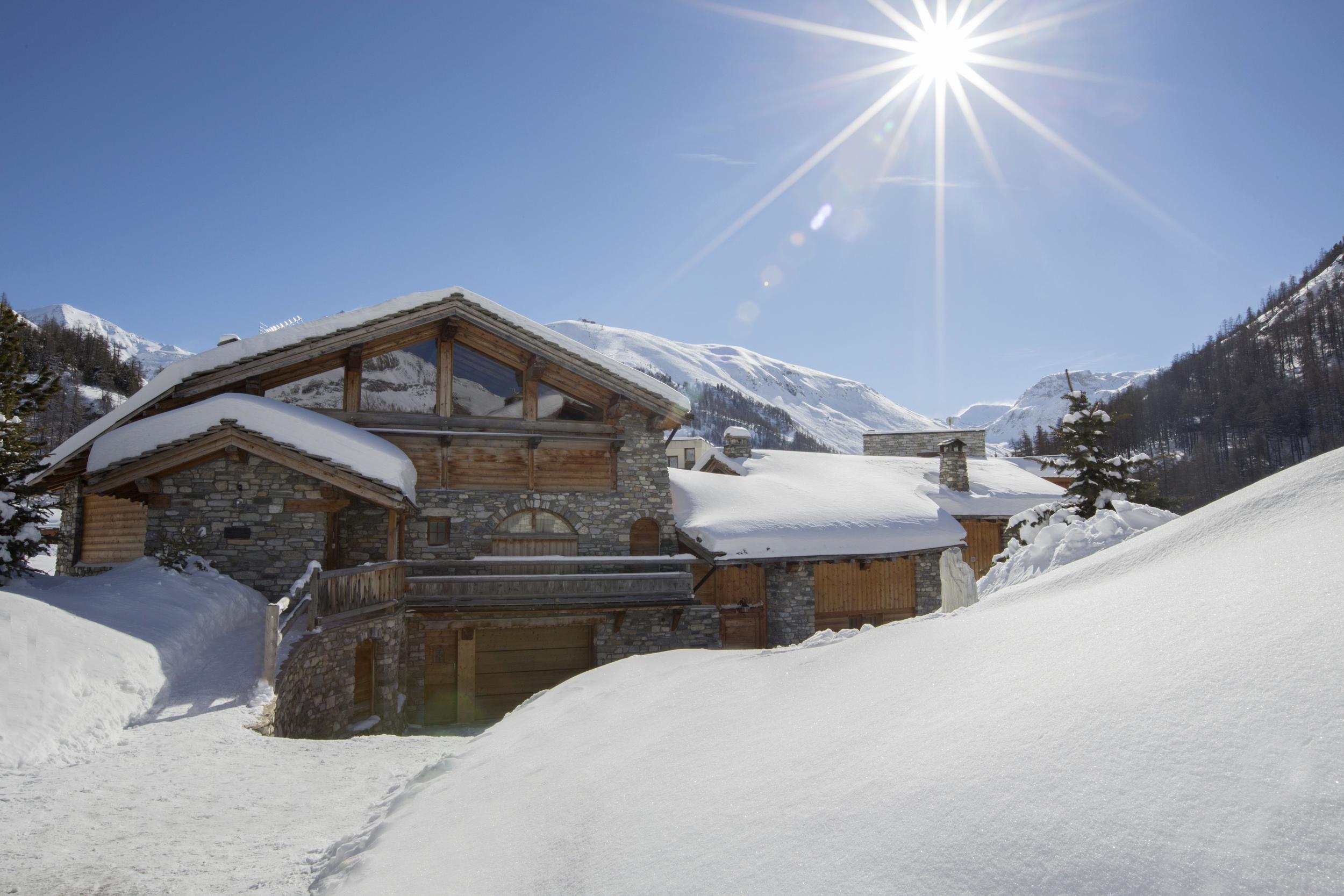 Chalet Pierre de Compia, Val d'Isère