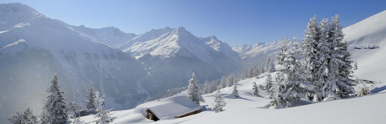 © Copyright TVB St. Anton am Arlberg  - Josef Mallaun