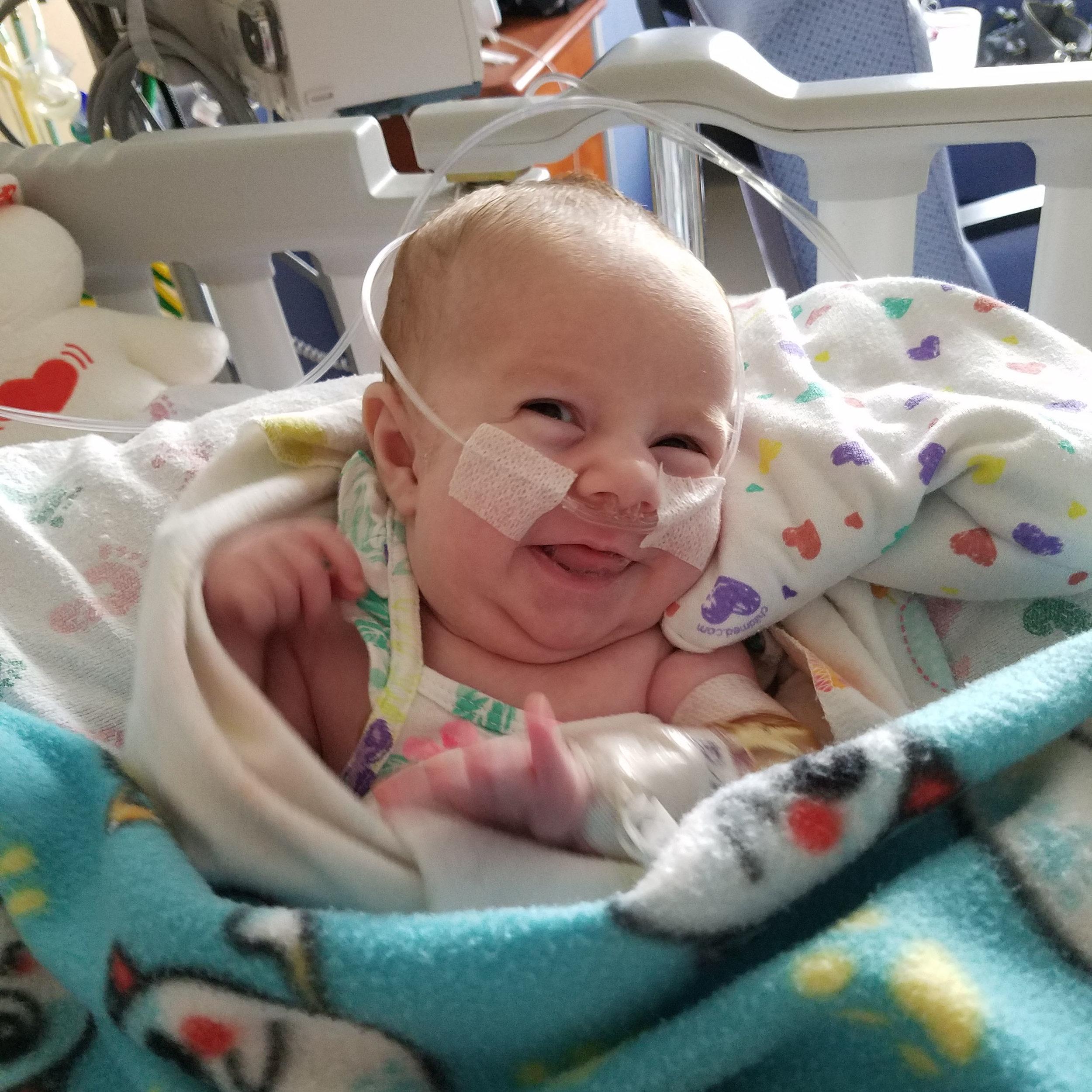 Congenital Diaphragmatic Hernia, CDH, ECMO, CDH Support, Charity Golf