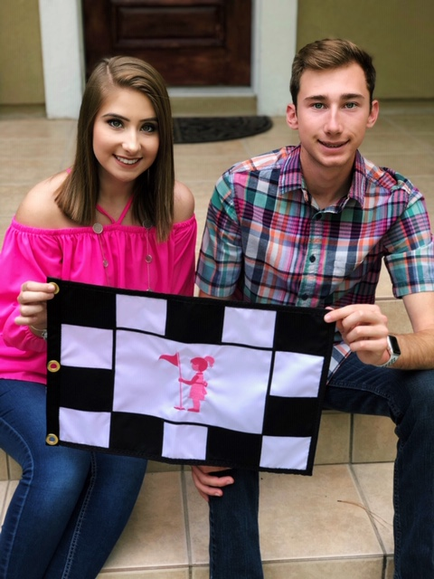 Caleb and Cara Toney