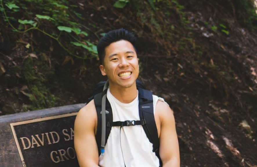 """""""I feel like I've been able to see the positives from both [of my parents] and what they're trying to teach, which I think speaks to my diverse upbringing."""" — David Huynh"""