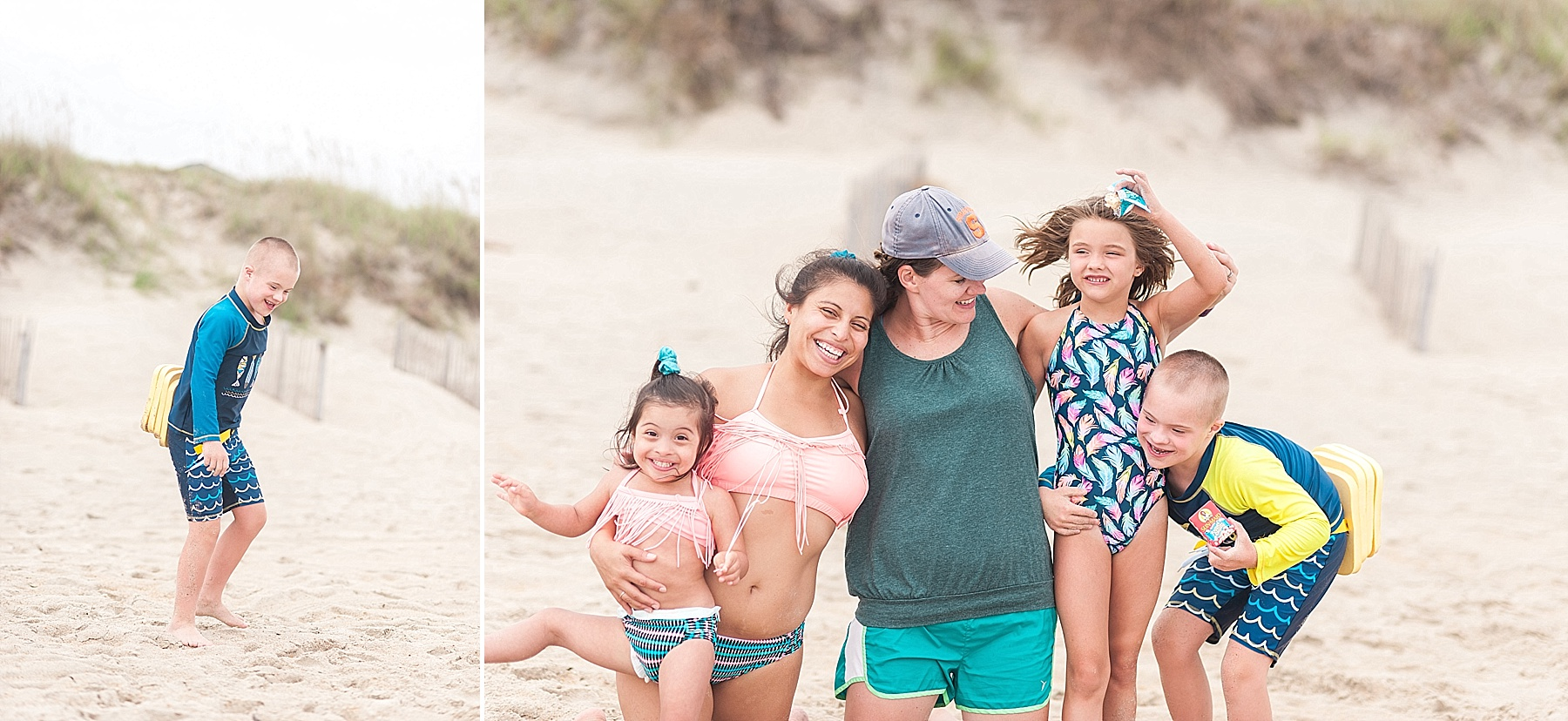 Wendy Zook Photography_Outer Banks Family vacation, Outer Banks, beach time, family vacation, NC beach vacation, Friendship by Lilly Zach