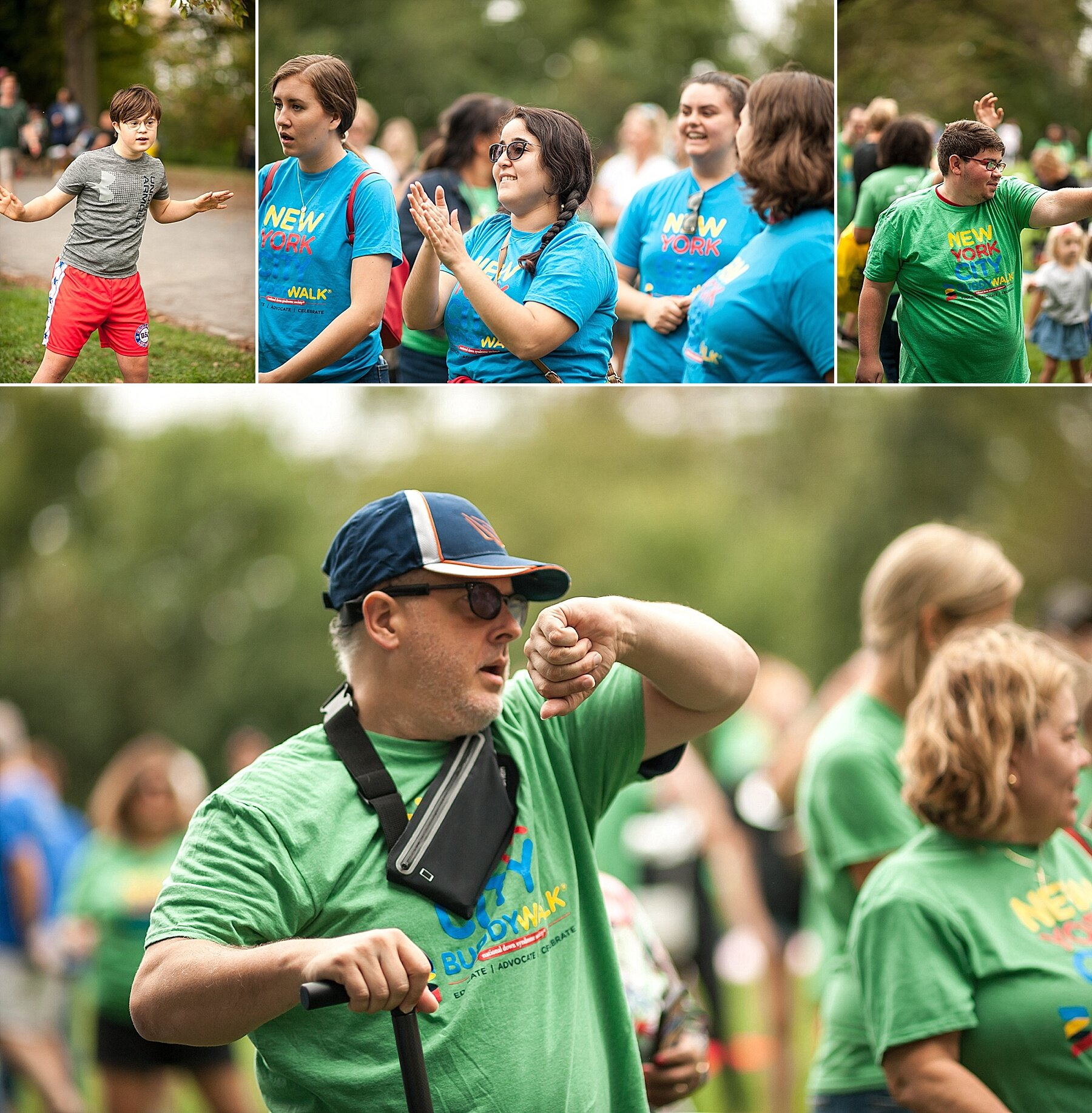 Wendy Zook Photography | NDSS Event, NDSS Event photographer, Buddy Walk NYC 2019, New York City Buddy Walk, Down Syndrome awareness, Down syndrome awareness event, DS event