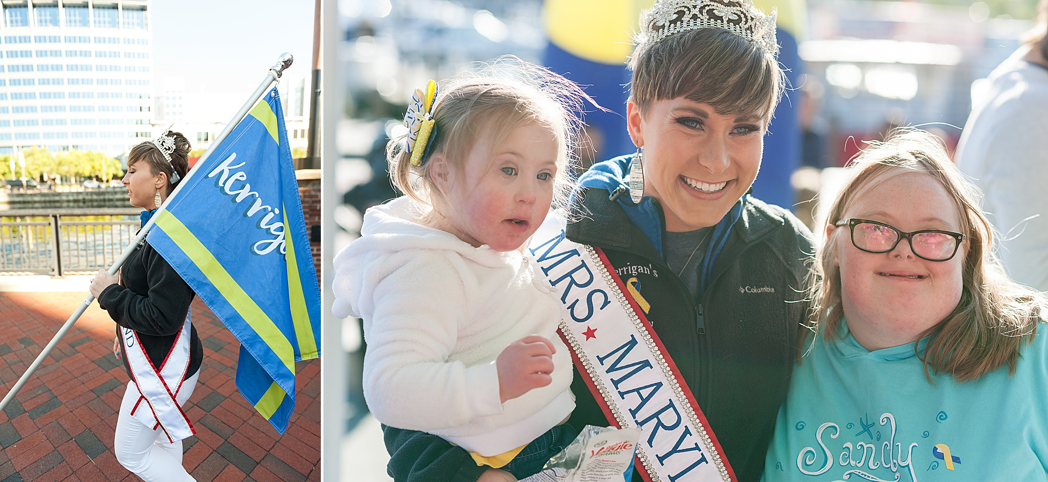 Wendy Zook Photography | Mrs Maryland at Baltimore Buddy Walk, Baltimore MD photographer, Down Syndrome Awareness, NDSS, Buddy Walk, Down Syndrome