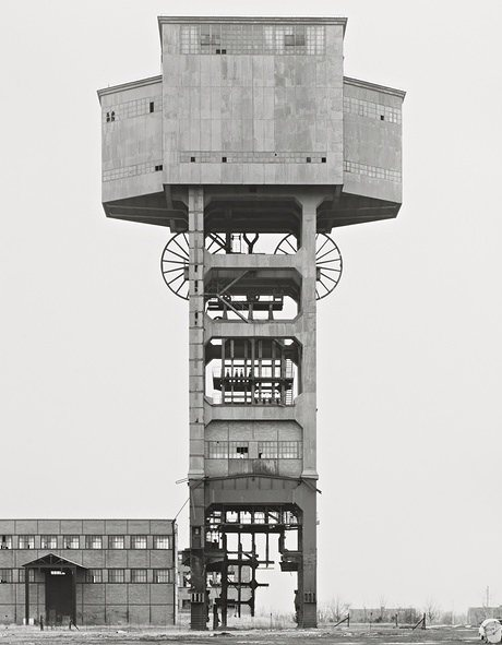 Minehead, photograph by Bernd and Hilla Becher.