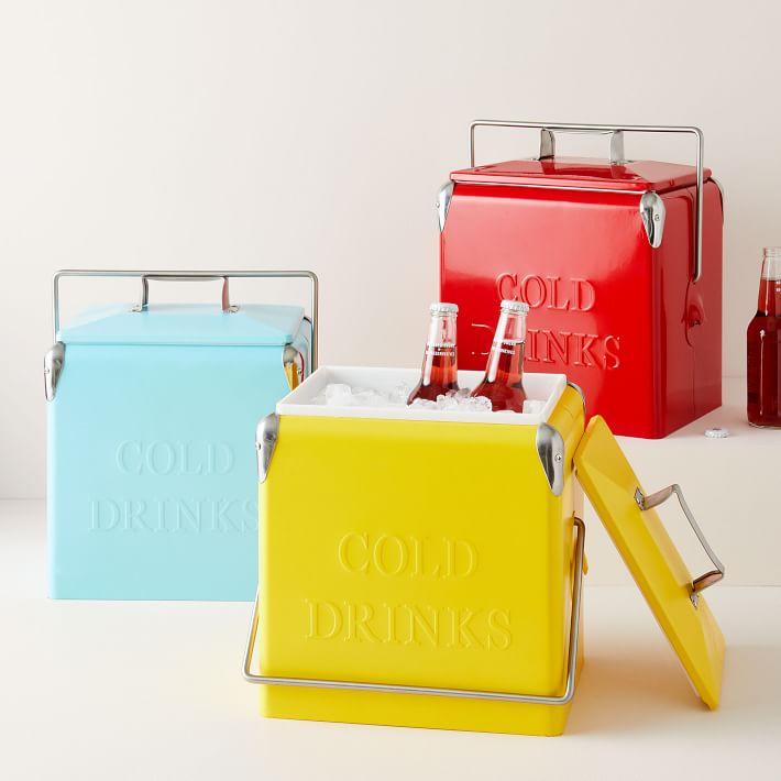 West Elm Vintage-Style Coolers