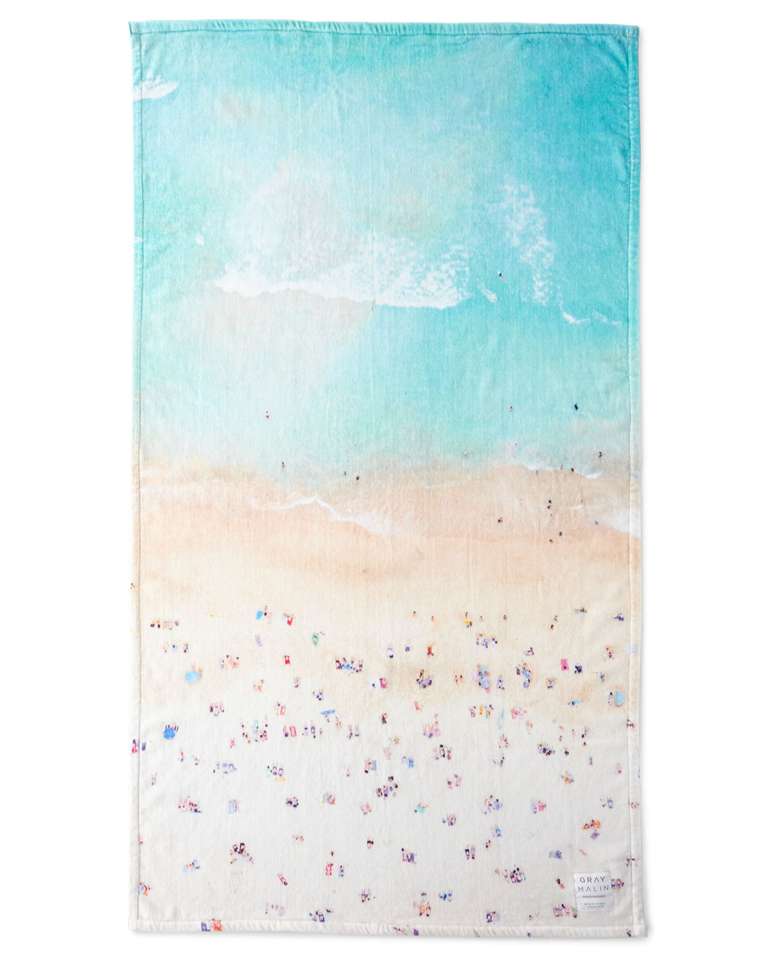 Gray Malin The Sydney Beach Towel