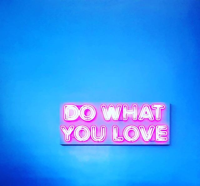 Words to live by @wework West Hollywood #losangeles #liveworkplay #bosslady #dowhatyoulove #liveyourpassion #mybrilliantlifestyle